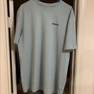 Men's Patagonia t-shirt XL grey